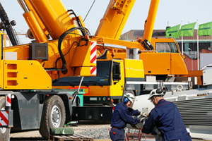 McLane's maintenance management system is good for managing assets including heavy equipment
