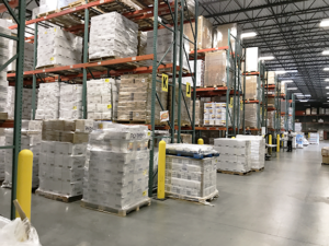 McLane's maintenance management system is good for inventory control